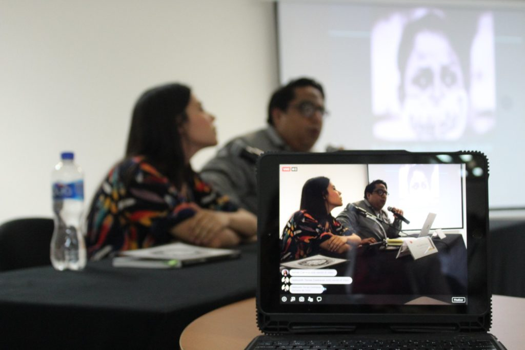 Darwin Frnaco y Dalia Souza Jornada 2019